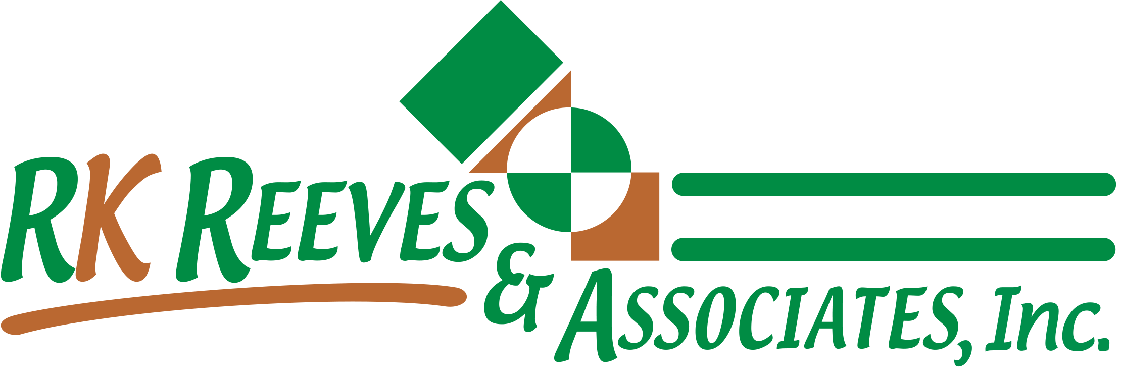 RK Reeves & Associates Logo